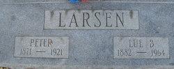 Lue Blanche <I>Fullwood</I> Larsen