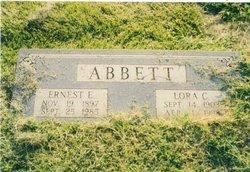 Lora C. <I>Bass</I> Abbett