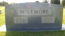 Earl M McLemore