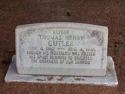 Thomas Henry Cutler