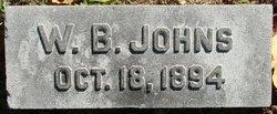 Capt William Brooke Johns
