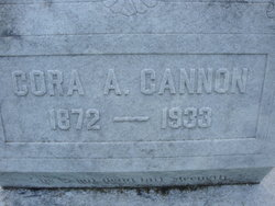 Cora Almedia <I>Armstrong</I> Cannon