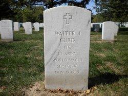 Walter J Curd