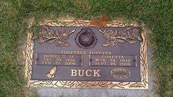 Daniel T Buck Jr.