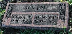 Grace T. <I>Alkire</I> Akin