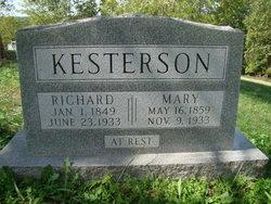 Mary Marcella <I>Burks</I> Kesterson