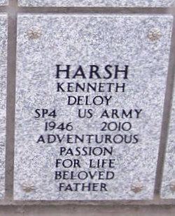 Kenneth Deloy Harsh