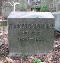 Frances D <I>Churchill</I> Humphrey