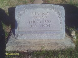 Lulu May Carns