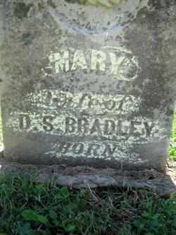 "Mary ""Polly"" <I>Griffith</I> Bradley"