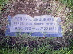 Percy Lowell Brougher