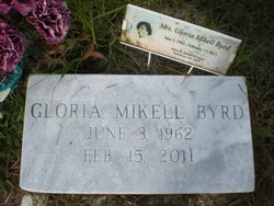 Gloria <I>Mikell</I> Byrd