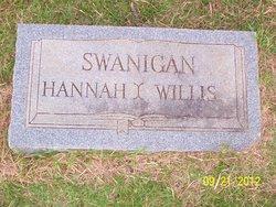 Hannah <I>Hall</I> Swanigan