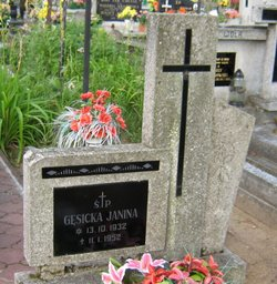 Janina Gęsicka