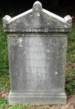 Lydia Lyman <I>Paine</I> Cummings