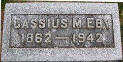 Cassius M. Eby
