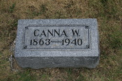 """Canzadia """"Canna"""" <I>Singleton</I> Cox"""