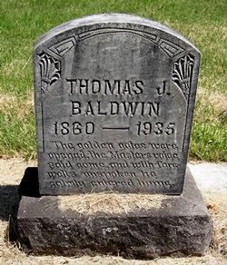 "Thomas James ""Jim"" Baldwin"