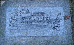 Sylvia Irene <I>Driggs</I> Burt