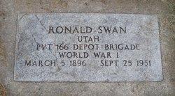 Ronald Frank Swan