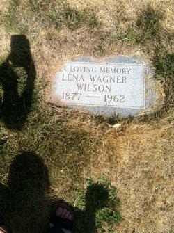 Lena <I>Wagener</I> Wilson