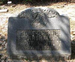 John Oscar Marshall