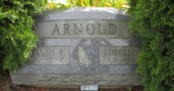 Hannah <I>Roberts</I> Arnold