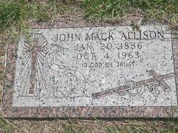 John Mack Allison
