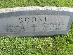 "William Joseph ""Will"" Boone"