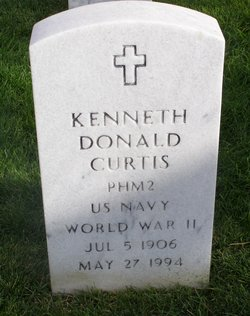 Kenneth Donald Curtis