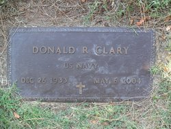 "Donald Richard ""Don"" Clary"