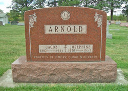 Josephine <I>Uthe</I> Arnold