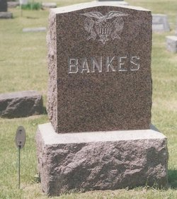 Sarah <I>Freeman</I> Bankes