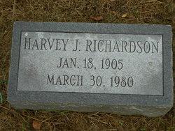 Harvey J Richardson