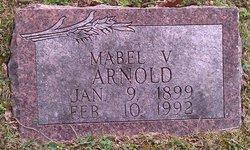 Mabel Virginia <I>Fike</I> Arnold