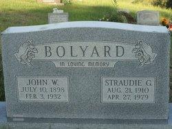John Wesley Bolyard