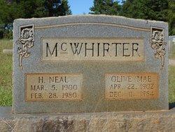 Henry Neal McWhirter