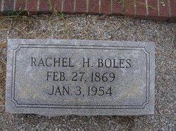 Rachel <I>Yon</I> Boles