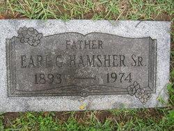 Earl Granville Hamsher, Sr
