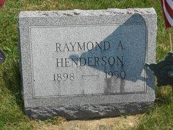 Raymond A. Henderson