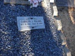 Carolyn J Pollack