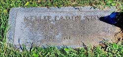"""Penelope """"Nellie"""" <I>Caddy</I> Stone"""