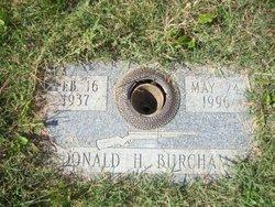 Donald H Burcham