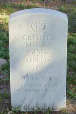 Clydell Moses Sims