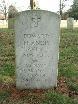 Edward Francis Slavin, Jr