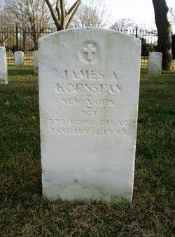 James A Kornspan