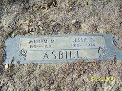 "William M ""Bill"" Asbill"