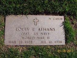 Louis L Athans