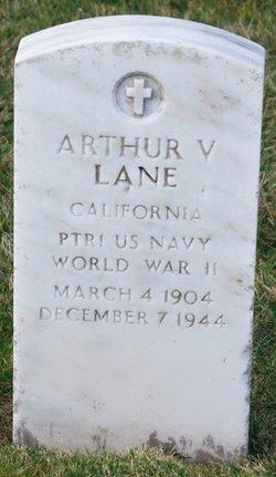 Arthur Verlie Lane