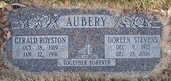 "Gerald Royston ""Gerry"" Aubery"